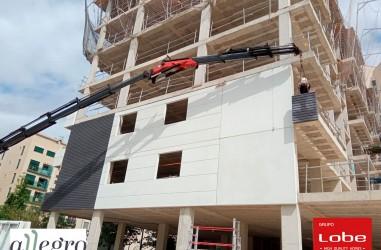 Obras Edificio Allegro